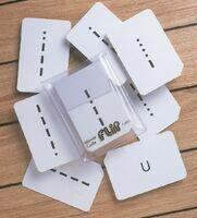 Marine Flip Cards Morse Code - Navigation Aids