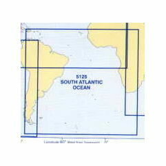 South Atlantic Ocean Routeing Charts
