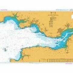 Bristol Channel - Lands End to Milford Haven