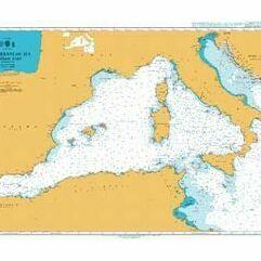 Folio 24 N. Africa Gibraltar Str to Port Said