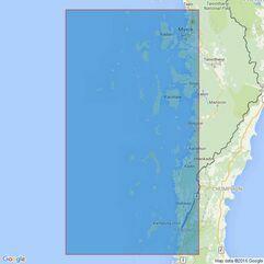 Folio 43 East India to Burma & Andaman Islands