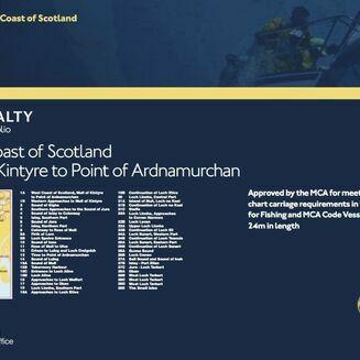 Admiralty Leisure Folios