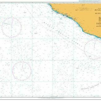 Folio 89 West Coast of Central America & U.S.A.