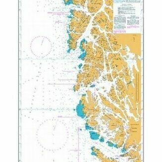 Folio 97 Magellan Strait, C. Horn to Antarctic
