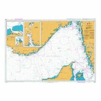 Folio 9  E. Shores of N. Sea, Calais to The Skaw