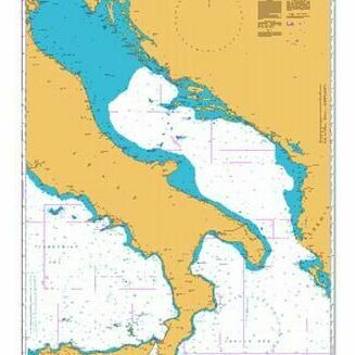 Mediterranean Nautical Charts -Mediterranean Ocean & Islands