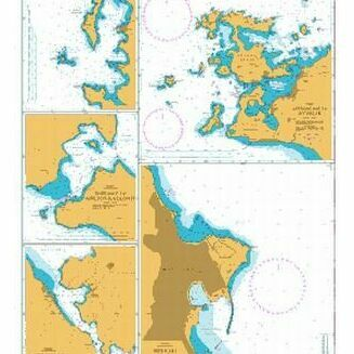 Folio 29 East Aegean & Sea of Marmara