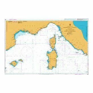 Major Mediterranean Passage Charts