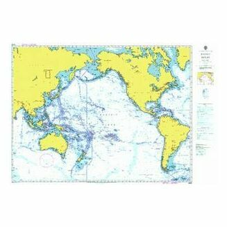 Folio 73 South Eastern Pacific Ocean
