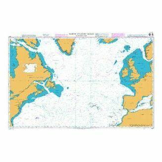 Folio 19 Eastern North Atlantic Ocean