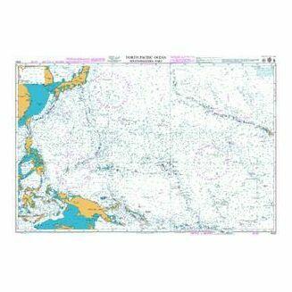 Folio 57 North West Pacific Ocean
