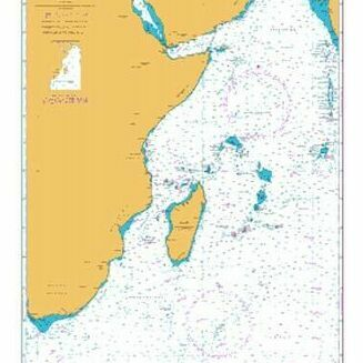 Folio 35 E. South Atlantic, S. Africa & S. Ocean