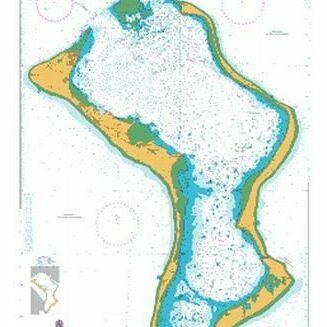 Folio 38 Chagos Archipelago, Mauritius & Reunion