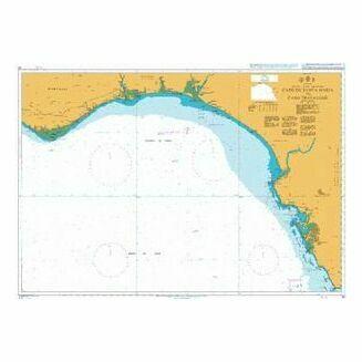 W. Coasts of Spain  & Portugal - La Coruna to Gibraltar