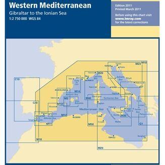Mediterranean & Greek Waters