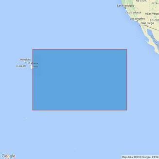 Folio 74 North Eastern Pacific Ocean