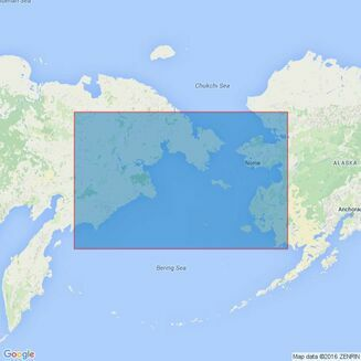 Folio 92 Alaska & Bering Strait