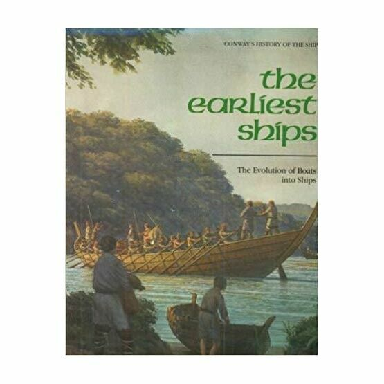 The Earliest Ships (faded cover)