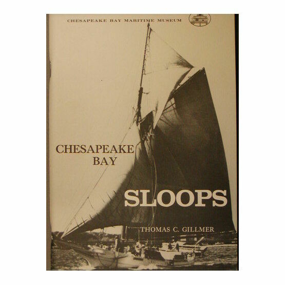 Sloops - Chesapeake Bay (faded cover)