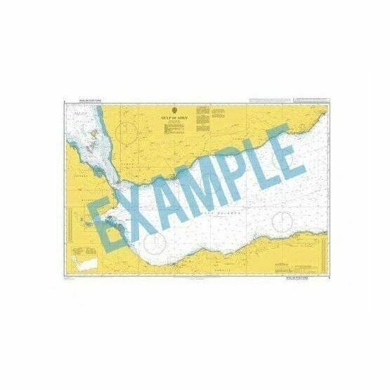 IN260 India - West Coast, Kochi to Kanniyākumāri (Cape Comorin) Admiralty Chart