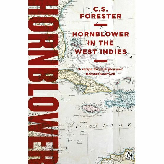 Hornblower in the West Indies (A Horatio Hornblower Tale of the Sea #10)