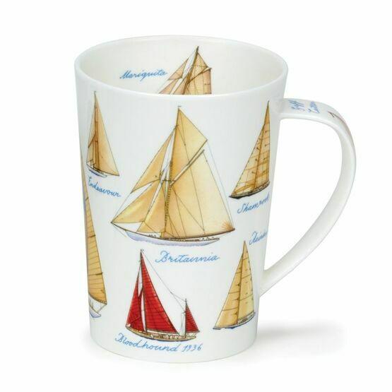 Argyll Classic Yachts Mug