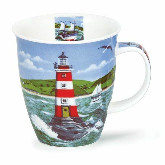 Nevis Lighthouses Mug