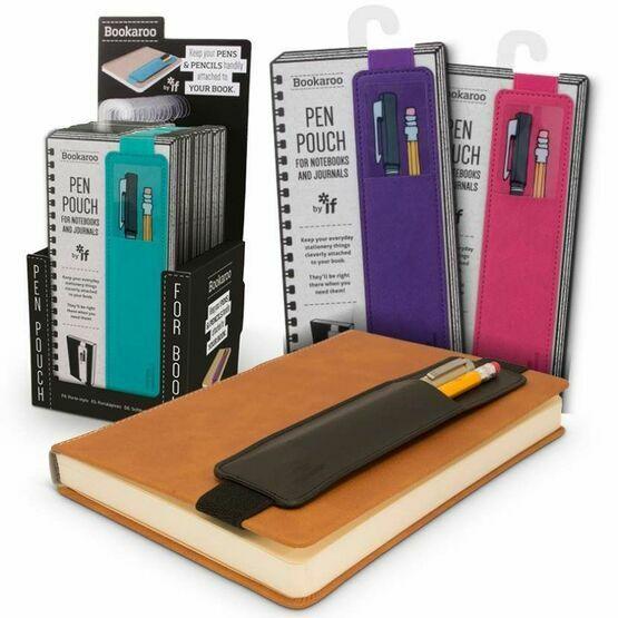 Bookaroo Pen Pouch - Various Colours