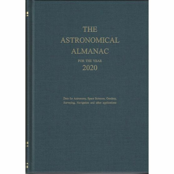 The Astronomical Almanac 2020