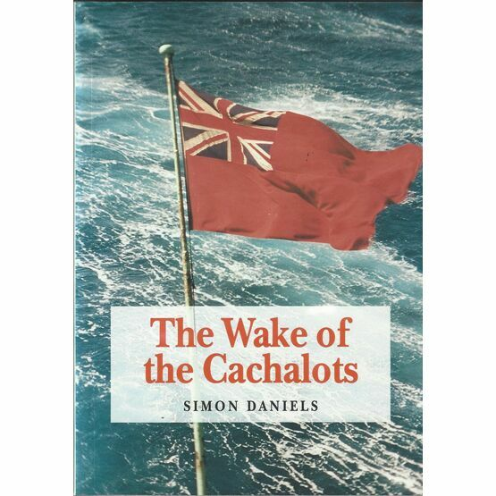The Wake of the Cachalots (slight fading to cover)