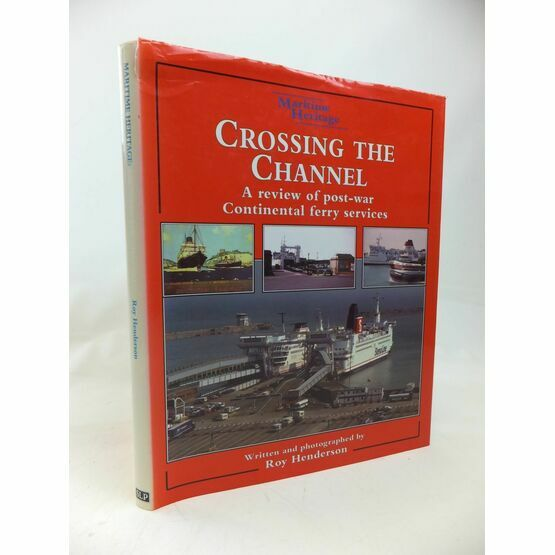 Crossing The channel (faded sleeve)