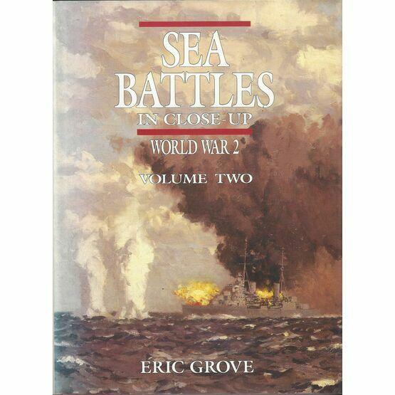 Sea Battles in close-up World War 2 Vol 2 (faded sleeve)