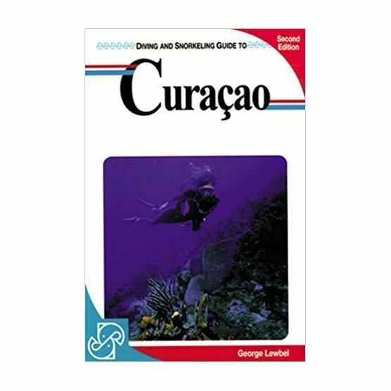 Diving and Snorkeling Guide to Curacao (slightly faded binder)