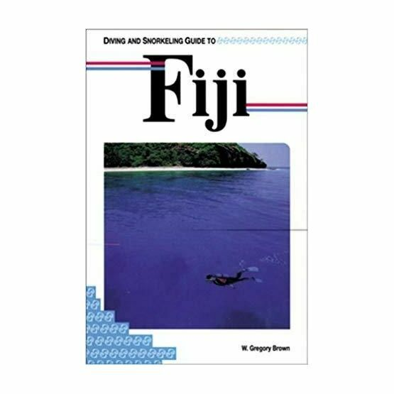 Diving and Snorkeling Guide to Fiji (slightly faded binder)