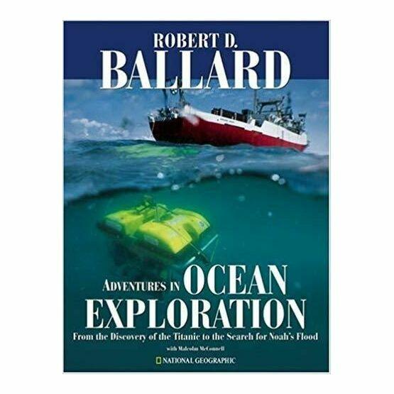Adventures in Ocean Exploration (Slight damage/fading to sleeve)