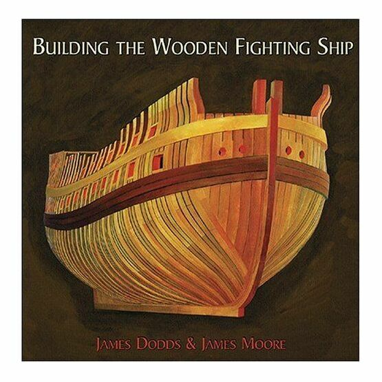 Building the Wooden Fighting Ship (faded sleeve)