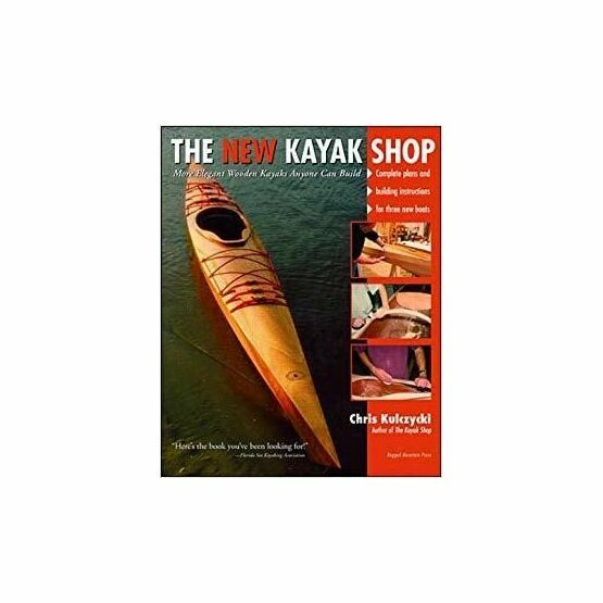 The New Kayak Shop (fading to cover)