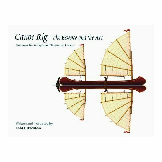 Canoe Rig - The Essence and the Art (Fading to Sleeve)