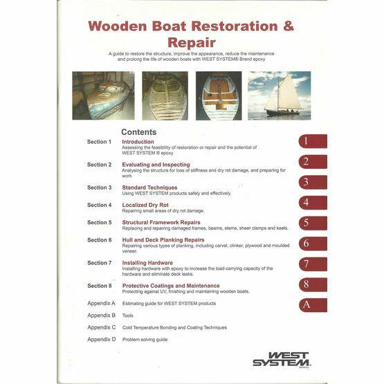 Wooden Boat Restoration & Repair