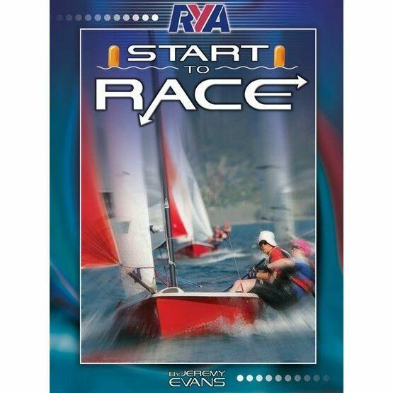 RYA Start to Race G66 (Slight Fading to Cover)