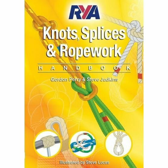 RYA Knots, Splices and Ropework Handbook (G63)