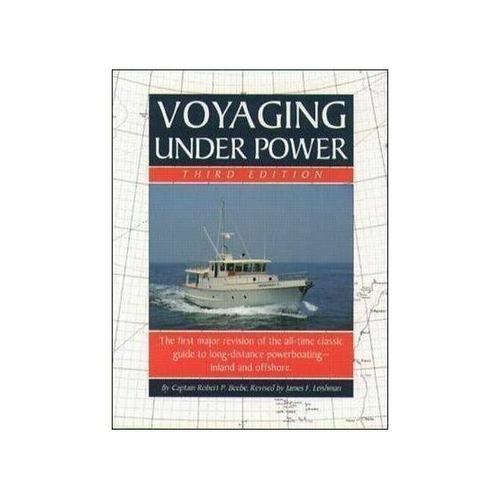 Voyaging under Power third edition (slight fading to binder)