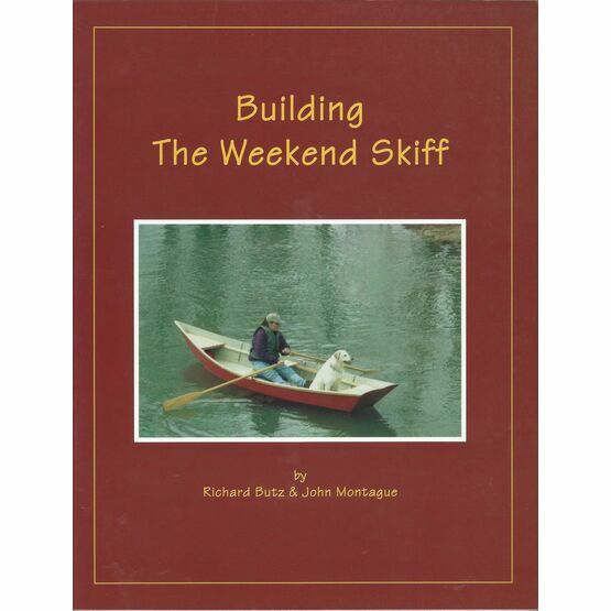 Building the Weekend Skiff (slight marks on cover)