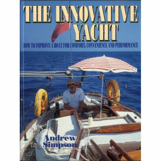 The Innovative Yacht (slight fading to binder)