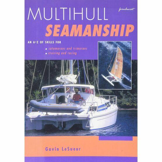 Multihull Seamanship (slight fading to binder)