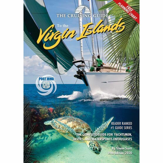 The Cruising Guide to the Virgin Islands 19th Edition 2020