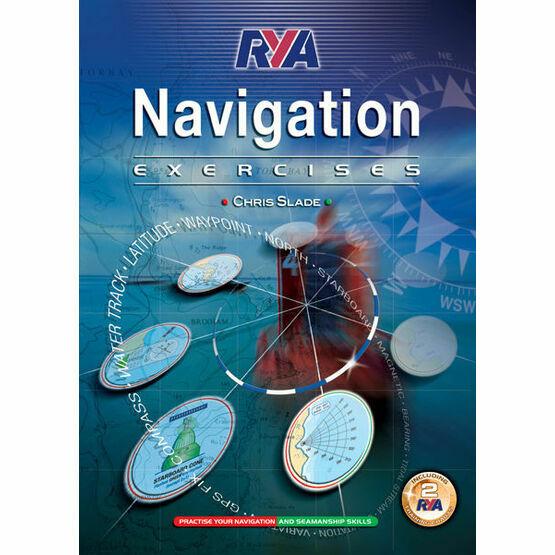 RYA Navigation Exercises (Inc.  2x RYA Training Charts)