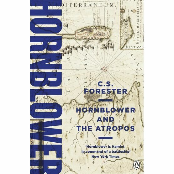 Hornblower and the Atropos (A Horatio Hornblower Tale of the Sea #4)