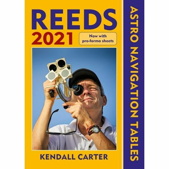 Reeds 2021 Astro Navigation Tables
