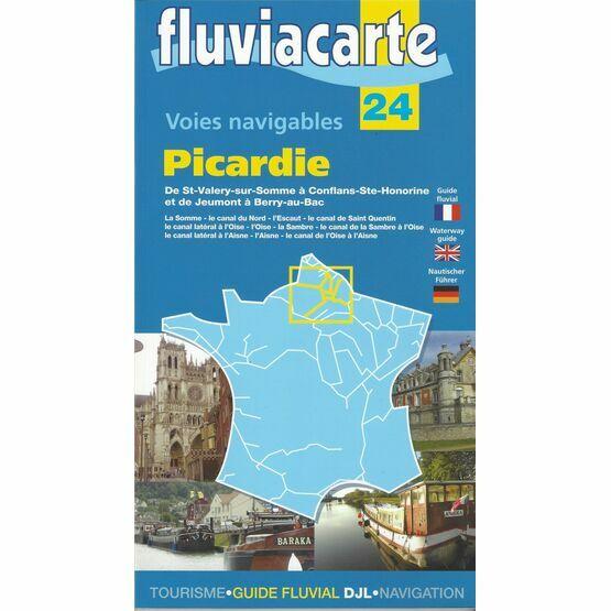 Imray Fluviacarte 24 Picardie